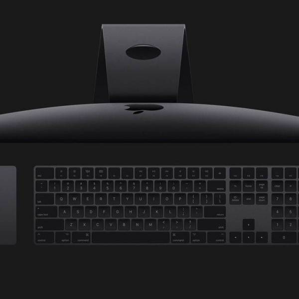 iMac Pro buyers will get space gray mouse and keyboard