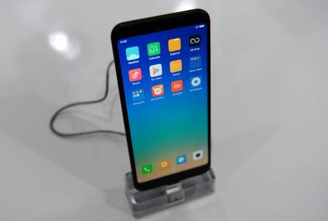 Alleged Xiaomi Mi 7, Similar To The iPhone X