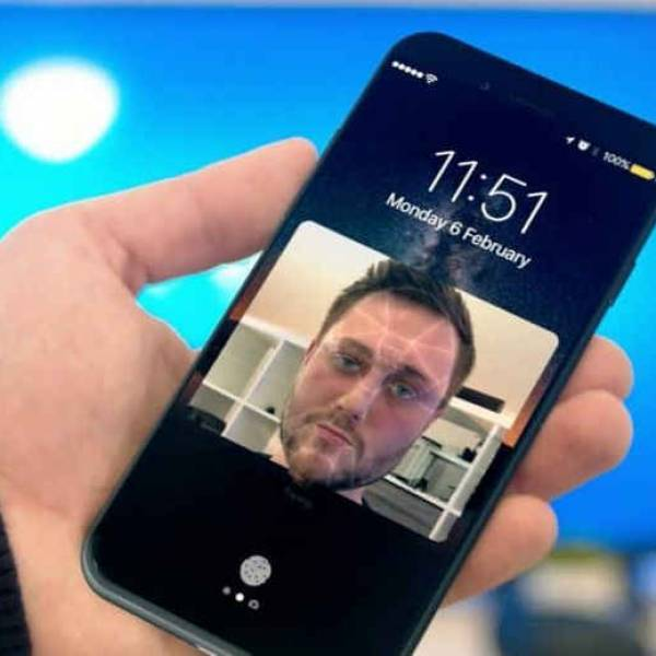 iPhone8 users will unlock devices with their faces