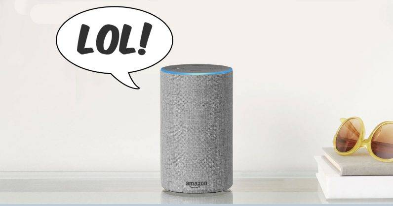 Amazon is fixing a bug that causes Alexa LOL