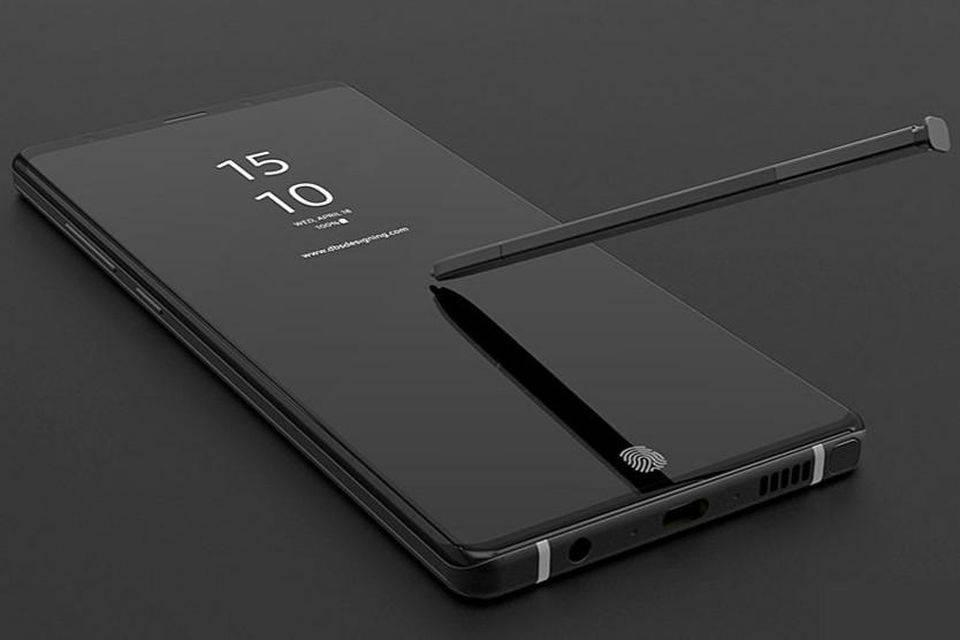 Galaxy Note 9 Leak Reveals Big Storage Boosts