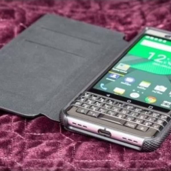 BlackBerry Built a Damn Good Phone