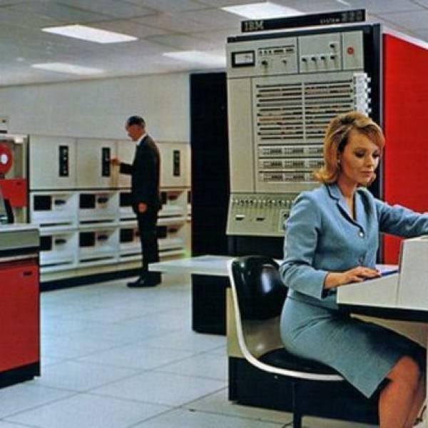 IBM mainframe celebrating its 50th anniversary