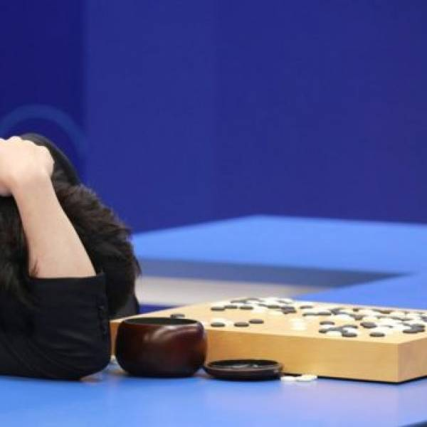 Google AI defeats human Go champion
