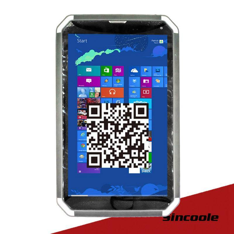 8 inch Android 6.0 Rugged Tablet