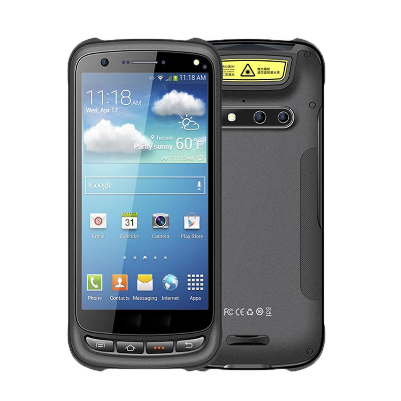 5.2 inch Android6.0 Handheld Terminal