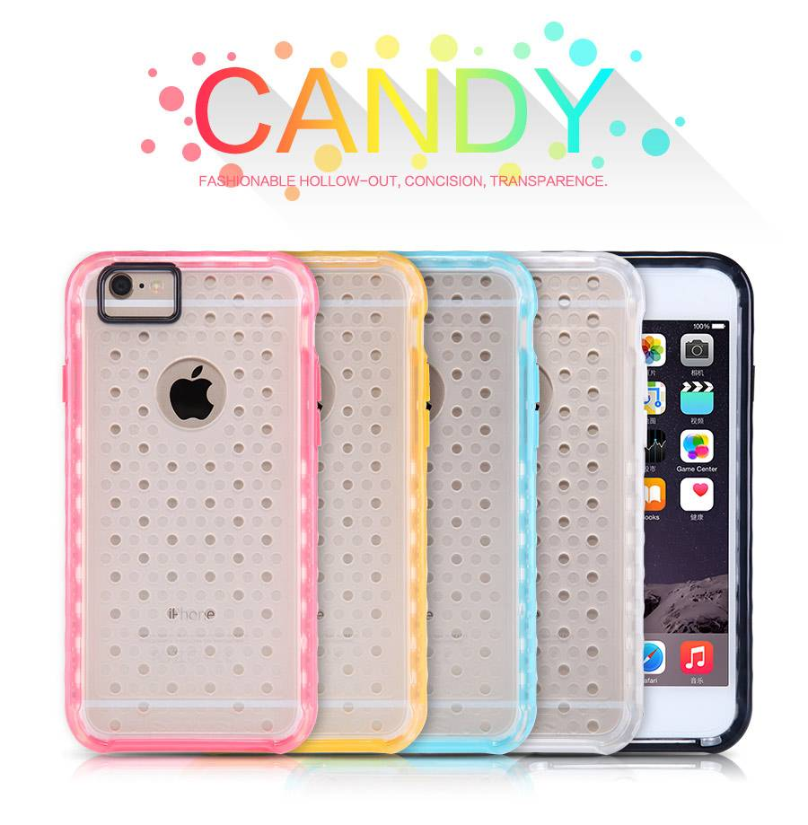 Candy Seires Cases for iPhone 6