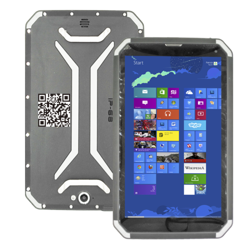 8 inch Industrial Rugged Tablet