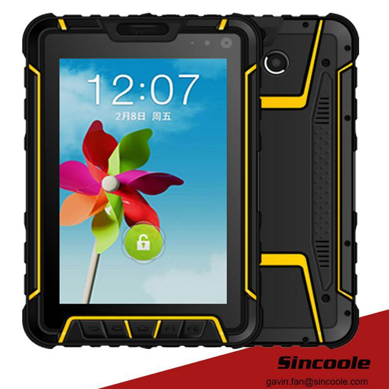 7 inch Rugged Industrial Tablet