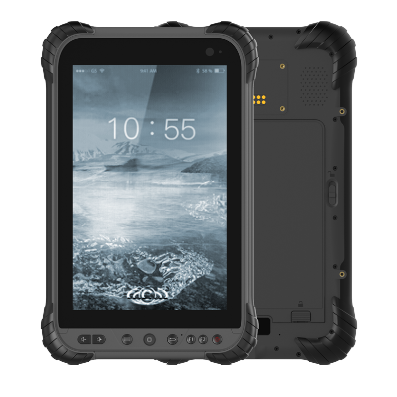 8 inch 3G+32G Rugged tablet