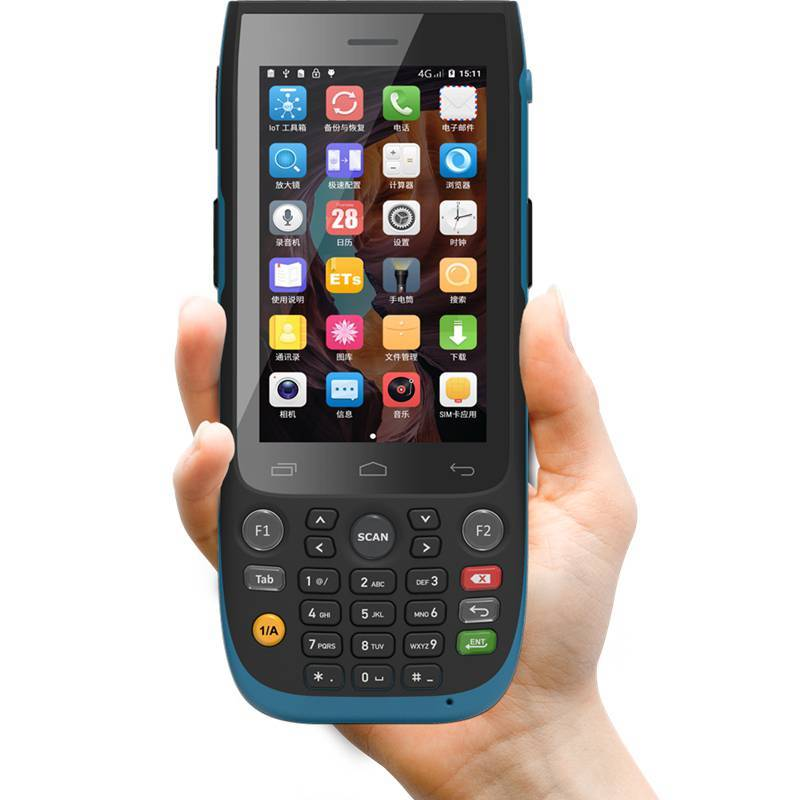 4 inch Android Handheld Terminal