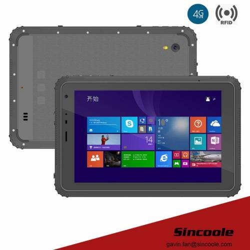 8 inch home ultrathin Rugged Tablet