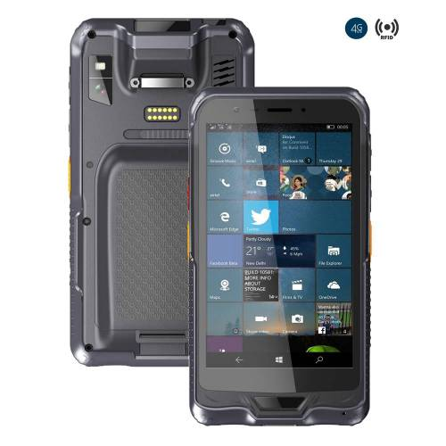 6 Inch Rugged Tablet Handheld Terminal