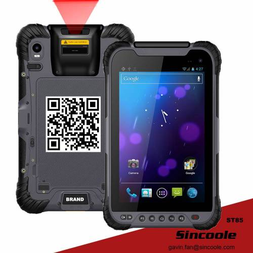 8 inch android 7.1 rugged tablet