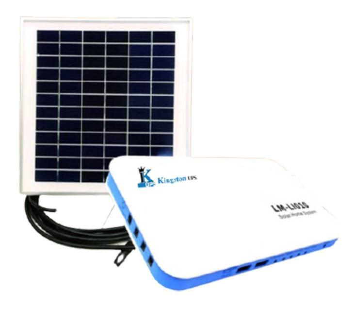 Mini Solar Ups
